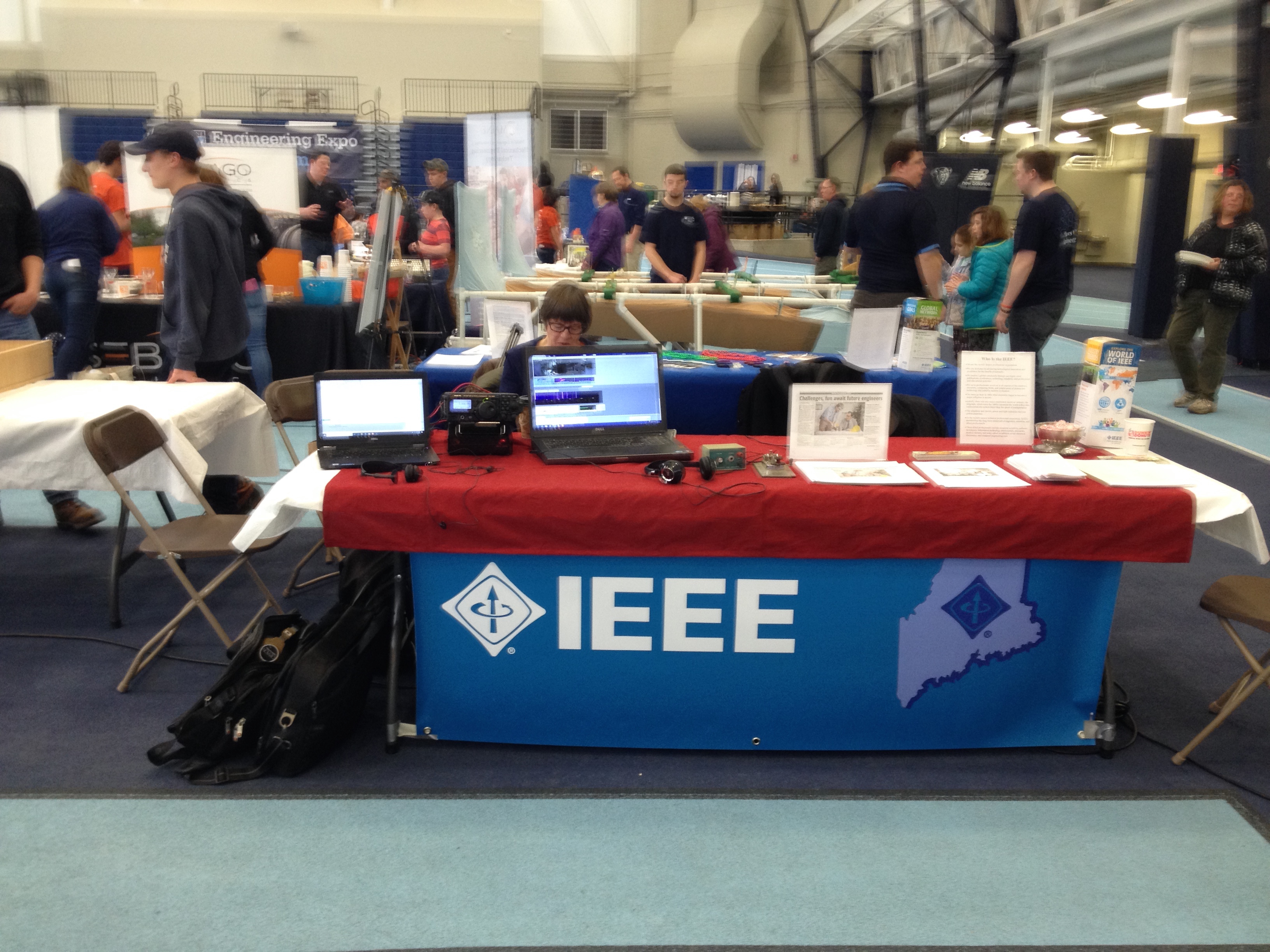 IEEE Maine Section At Maine Engineering Expo