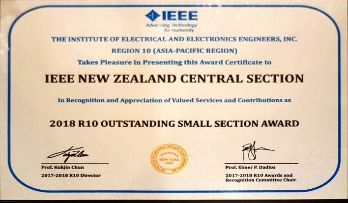 IEEE NZ Central Section