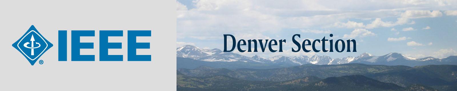 IEEE Denver Banner
