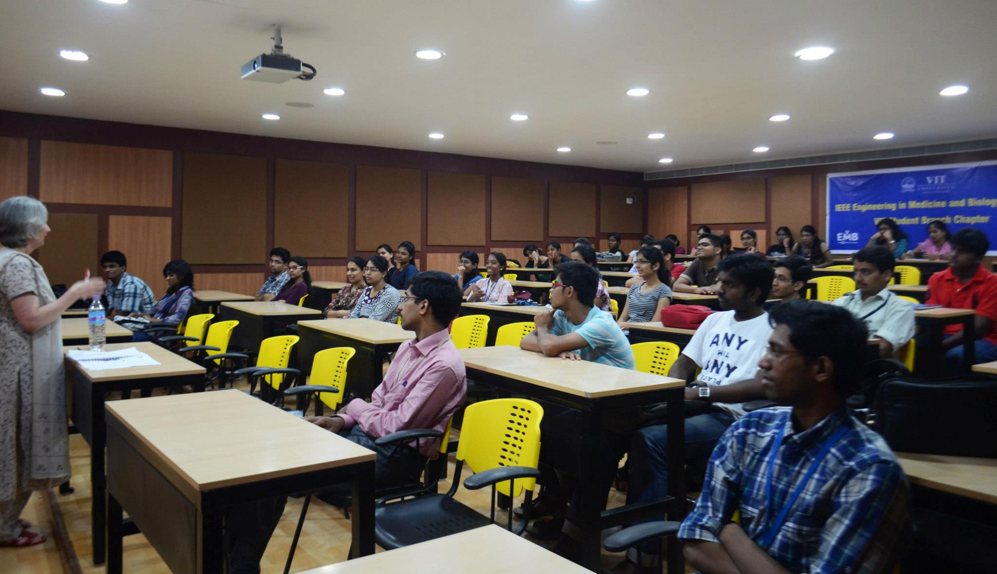 IEEE EMBS Student Chapter Of VIT University Official Website